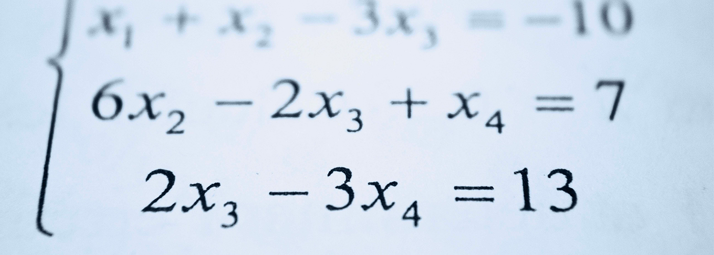 math equations - The Secret Formula for Calculating ROI hero image