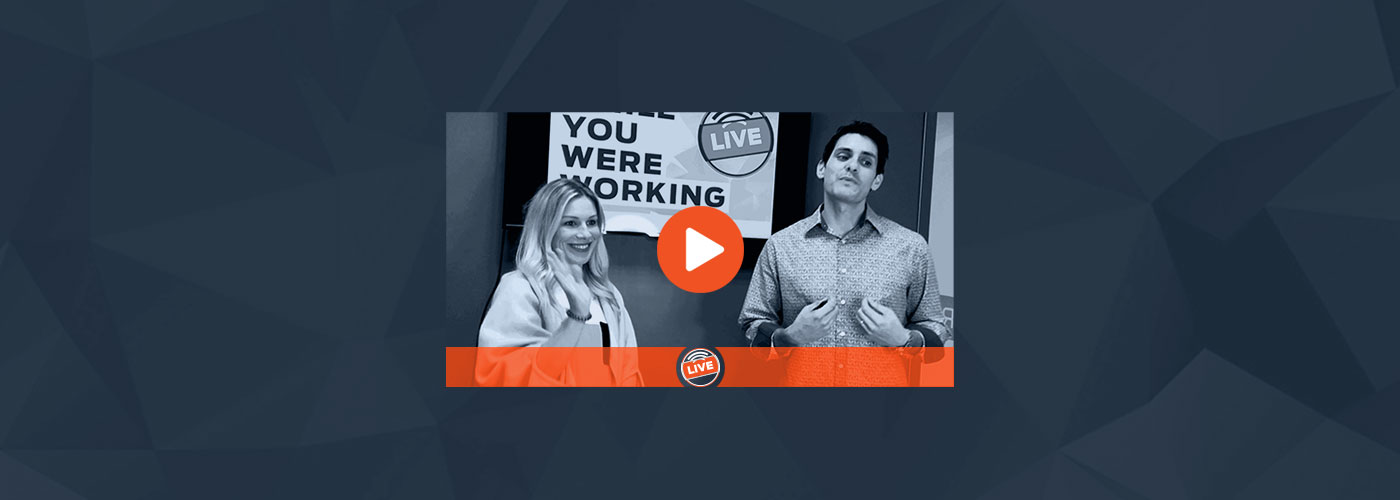 video player thumbnail while you were working episode 16