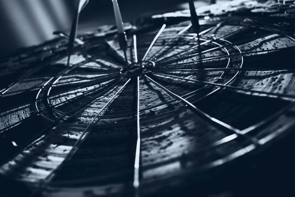 dart board - Marketing Strategy With Rogue