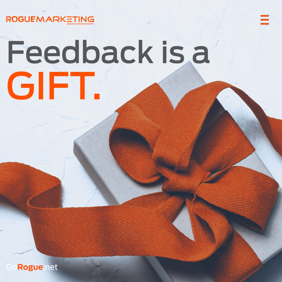 gift rogue marketing quotable