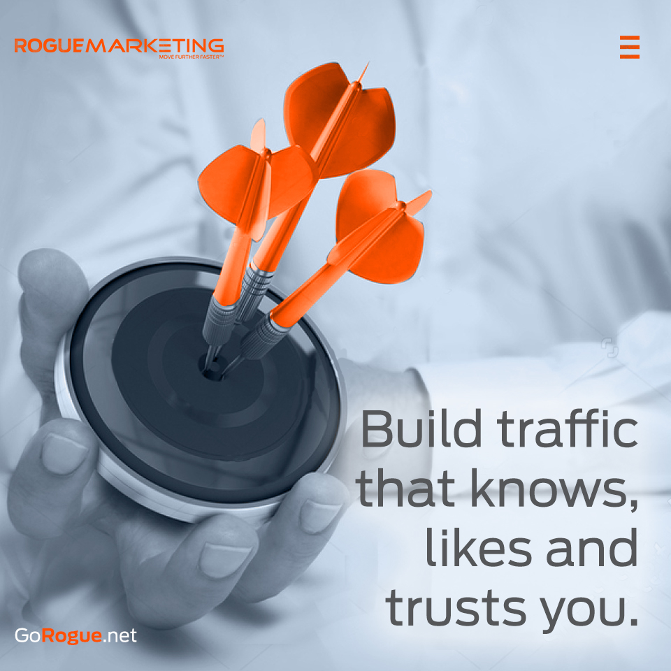 traffic quality rogue marketing quotable
