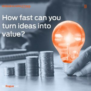 ideas value rogue marketing quotable